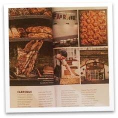 Fabrique Bakery London