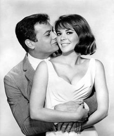 Natalie & Tony Curtis