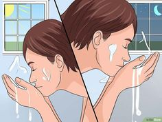 3 Ways to Get Rid of Large Pores and Blemishes - wikiHow