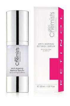 Skin Chemists Professional Anti-Ageing Retinol Serum