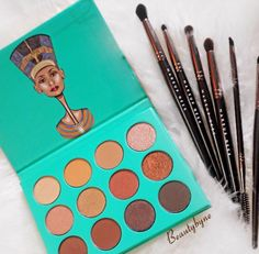 Why Juvia's Place Best Selling African-Inspired Eyeshadow Palettes Boost Black Beauty and Have Make-Up Gurus Swooning