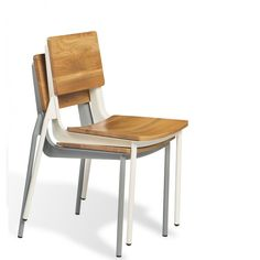 Joni Stacking Chair - Metal Chairs - Chairs Commercial Furniture