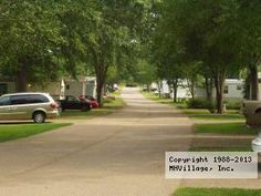 Shady Springs Mobile Home Community In Jackson MS Via MHVillage