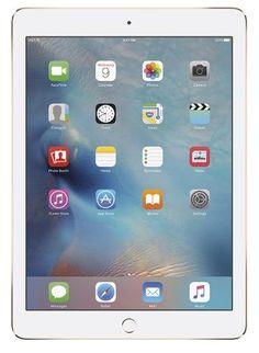 Apple - iPad Air 2 Wi-Fi 64GB - Gold at Best Buy