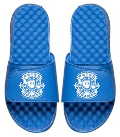 Drink Champs Army Slides Royal Speckle