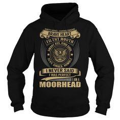 nice MOORHEAD Last Name, Surname T-Shirt - Who Sells