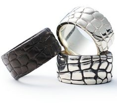 """Crocodile"" Ring #ring #accessories #crocodile"