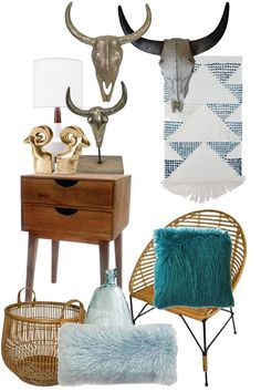 Target home decor southwest meets mid century home decor so pretty from tar Modern Southwest Decor, Southwest Bedroom, Southwestern Boho Decor, Southwest Style, Design Seeds, Homemade Home Decor, Diy Home Decor, Decor Interior Design, Interior Decorating