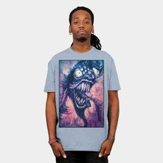 Fishy T Shirt By Sethstrong Design By Humans