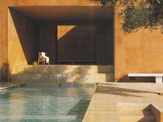 John Pawson & Claudio Silvestrin   Casa Neuendorf   Mallorca, España   1987-1989