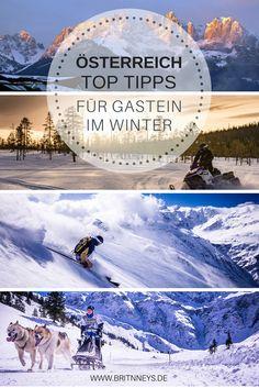 Urlaub in Österreich ist im Sommer und im Winter schön. Hier bekommst du die perfekten Tipps für Bad Gastein im Winter. #Reisetipp #Österreich