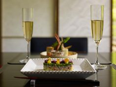 What to Eat With Champagne, and How to Know if it's Truly Champagne