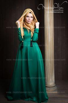 Hijab Style by Muslima Wear  Summertime Collection 2013 www.muslimawear.com