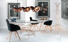 Do you love Tom Dixon Projects? Then, you must go to his incredible store: Tom Dixon Shop at The Dock! See also: Top Interior Designer - Tom Dixon Situated Tom Dixon, Home Interior, Interior Decorating, Interior Design, Decorating Ideas, Modern Interior, Decor Ideas, Design Hotel, House Design