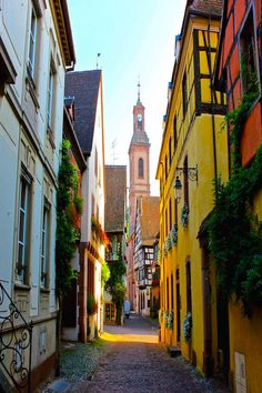 12 Sites To See In Colmar France Fairy Tales Frances O