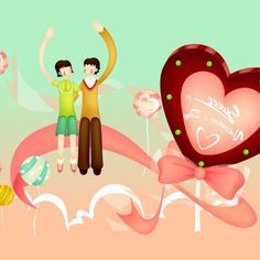 Day Cards with Colorful Background for Valentine Couples and also Day Valentines and Beautiful