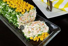 Rus Salatası Pastası
