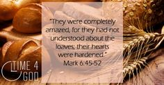 Their Hearts Were Hardened | Walk with Jesus