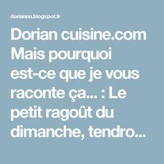 Le vendredi c'est No Meat Today ! Jambalaya, Dorian Cuisine, Macarons, Desserts, Food, Chorizo, Ricotta, Pains, Vidi Vici