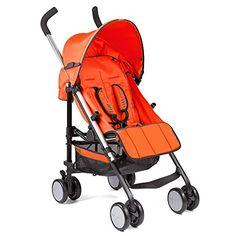 Gesslein 305000390000 S5 Sport 390000 - Silla de paseo deportiva, color naranja  #niños