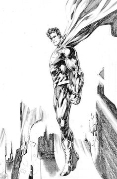Superman by Philip Tan (DC comics)