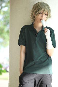 Kuranosuke Shiraishi | Tennis no Oujisama #cosplay #anime