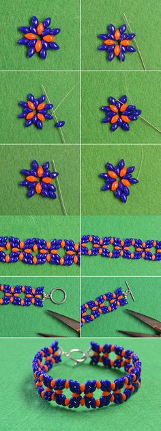 Wanna the 2-hole seed beads bracelet? LC.Pandahall.com will share us the…