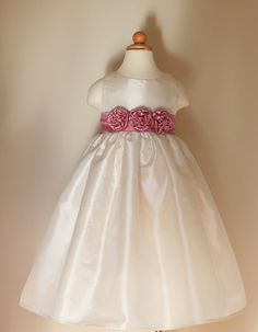 AUDREY:  Flower Girl Dress, Bridesmaid Dress ... Was USD95 - Now USD69 on Etsy, $69.00