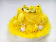 Easter Bonnet —  (794x599) Baby Chicks, Easter, Akatsuki, Mad, Easter Activities