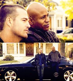 NCIS Los angeles fan art | Sam and Callen - NCIS: Los Angeles Fan Art (21891020) - Fanpop ...