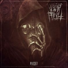 Works Of Flesh - Plagued (EP) (2015), Melodic Death Metal