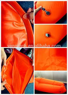ONLY 1KG Single layer one mouth Laybag with TPU Coated VS one mouth TPU Lamzaces hangout bag