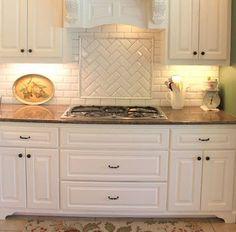 Kitchen Backsplash Beveled Subway Tile white glass beveled subway tile 3x6 kitchen backsplash bathroom