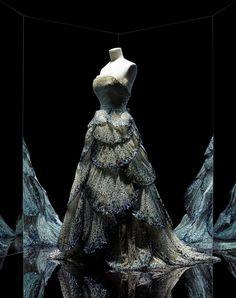 hristian Dior, robe Junon, Haute couture automne-hiver 1949
