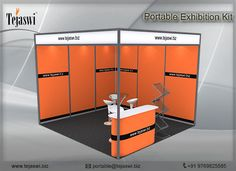 Portable Exhibition Kit Bangalore : Best portable exhibition stall kit portable flexible