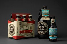 Black Hammer Brewery on Packaging of the World - Creative Package Design Gallery