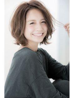 【前髪なし】ボブヘアのパーマアレンジ・髪型15選 in 2020 Medium Hair Styles, Short Hair Styles, Hair Cure, Cabello Hair, Hair Arrange, Asian Hair, Hair Images, Hair Today, Hair Designs