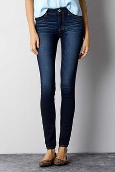 1a29c806def Hi-Rise Jegging from American Eagle. BEST and most comfy jeggings ever!  American