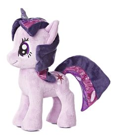Look at this Twilight Sparkle Plush Toy on #zulily today!