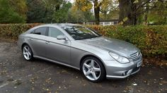 *2008 MERCEDES CLS 320 CDI 7 SPEED AUTO CUBAN SILVER AMG STUNNING CAR FACELIFT*