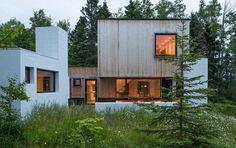Résidence Larson Bergquist par Salmela Architect - Journal du Design