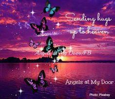 Hugs~From Angels at My Door on Facebook