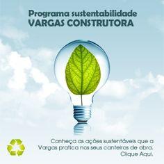 Conheça nossas ações sustentáveis!