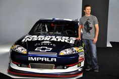 Kasey Kahne, Racing and Johnny Cash... I love it