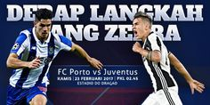 Prediksi FC Porto vs Juventus Liga Champions