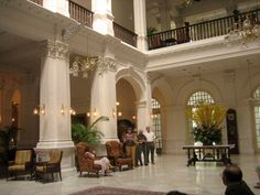 Raffles Hotel Singapore  Colonial Style Eternal heritage Colonial Style lobby