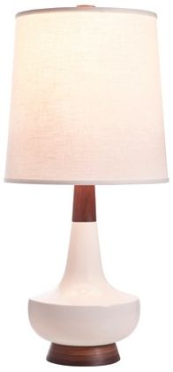Handmade Midcentury Modern Table Lamp $500