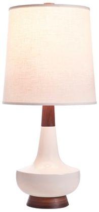 Handmade Midcentury Modern Table Lamp $500