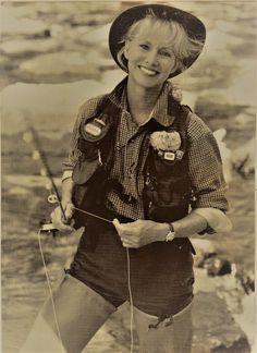 Karen Graham _ Fly fishing