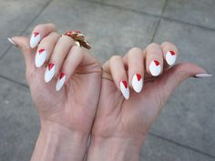 The Claw Nails - Manicure Inspiration - Outrageous Nails - Nip Tuck Nails